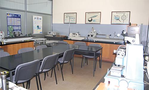 Просторија лабораторије за мјерну технику